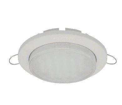 Светильник ECOLA  GX53 DGX5315  FW53EFECD легкий белый 18*100