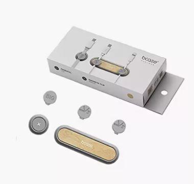 Фиксатор магнитный Mi bcase TUP  на 3 кабеля