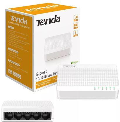 Комутатор TENDA S105  5 порт/100Mbps