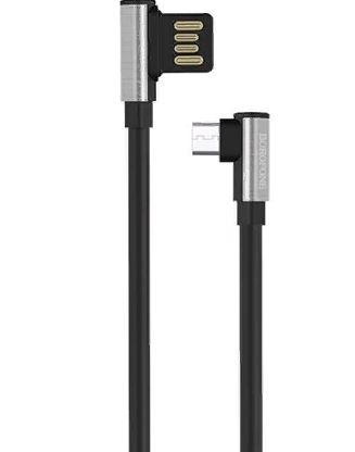 Кабель BOROFONE BU5  iphone 1,2м угл.