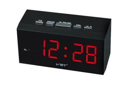 Часы настольные VST-772/2 зеленый