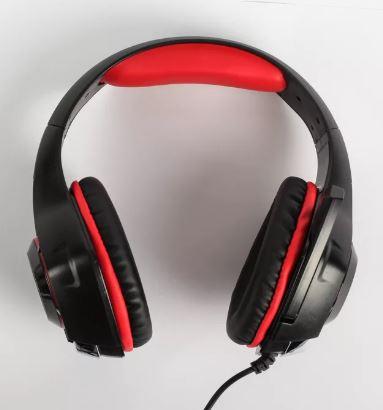 Наушники CROWN CMGH-101T полноразмерные  с микрофоном 2,0м