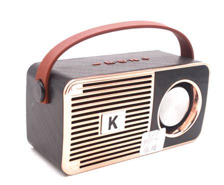 Радиоприемник K25 портативный