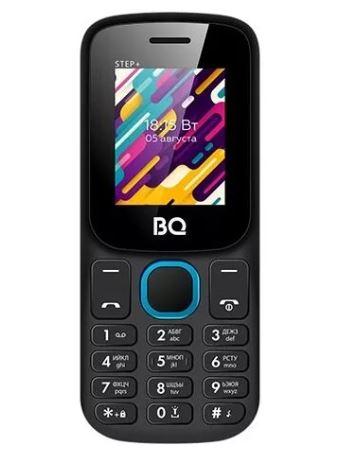 Телефон BQ 1848 Step+, черный
