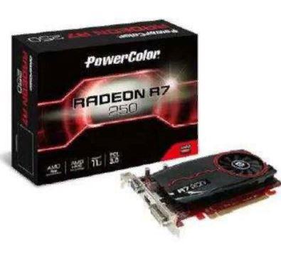 Видеокарта PowerColor PCI-E AXR7 250 2GBD3-DH ADM Radeon R7 250 2048Mb 128bit DDR3 800/1400