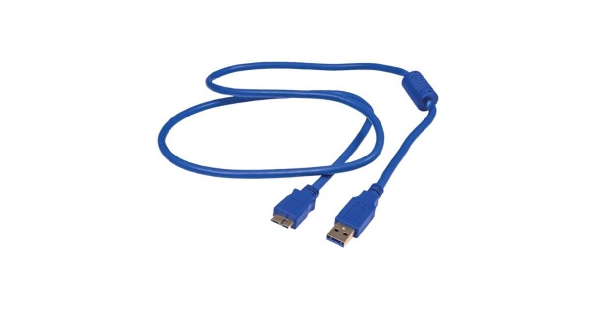 "Кабель ""Mi-Digit"" micro USB 3.0 (Am-microBm)"