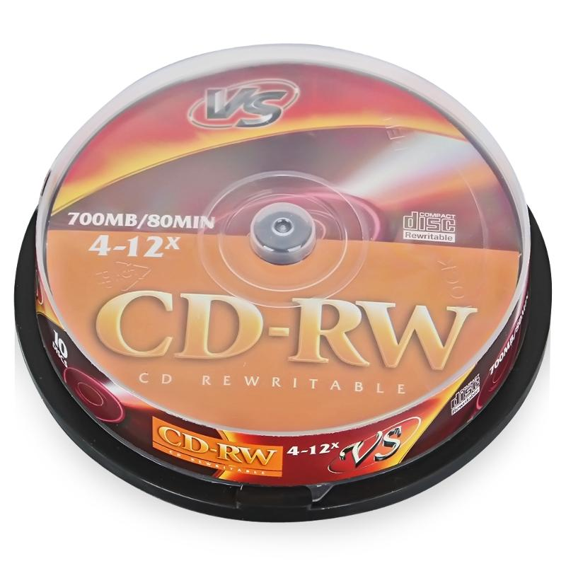 Диск VS DVD-R 16X BRAND 25шт в пластиковой банке