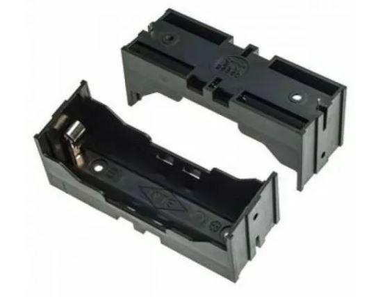 Батареечный отсек ET 14250 1S1P-P на 1 аккумулятор с пинами