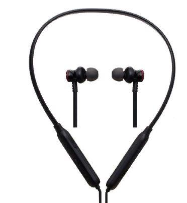Наушники PRODA PD-BN100 Bluetooth стерео-гарнитура канального типа черная