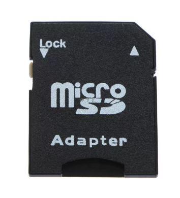 Переходник microSD-SD тех упак