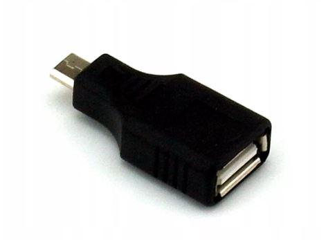 Переходник USB КУП-9064 (штекер microi USB-гнездо USB) 10см