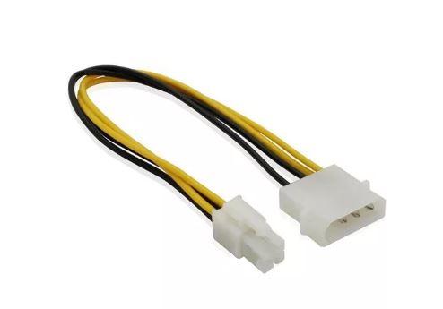 Переходник MOLEX  - ATX 4 pin (доп.питание видеокарт и  мощных CPU)