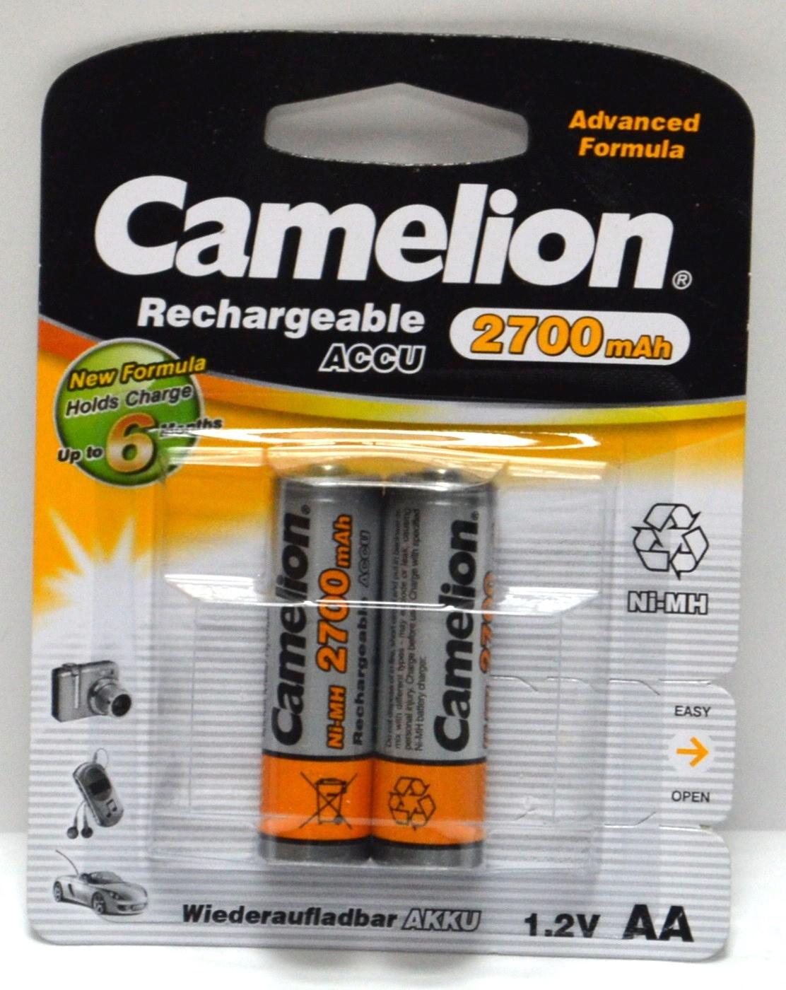 CAMELION R 06 (2700mAh) 2BL (24)