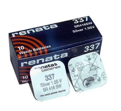 RENATA R337 1-BL SR416