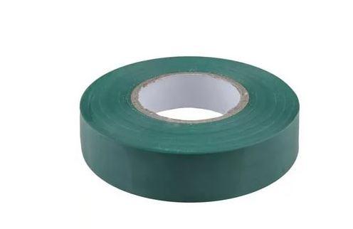 Изолента 0,13*15 мм 20м зеленый TANGO