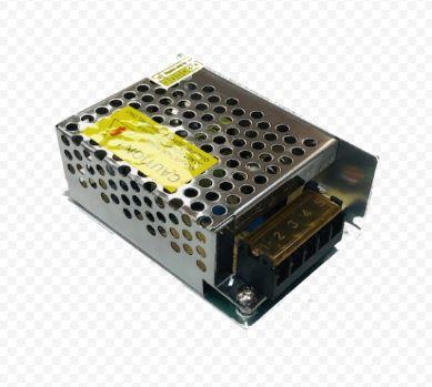 Блок питания ВКЛЮЧАЙ для св/д ленты 12V 36W IP20 3A (S-36-12 mini 85*58*38мм