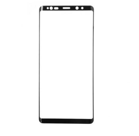 Защитное стекло для Samsung Note 8 (черный)  Zibelino TG 5D