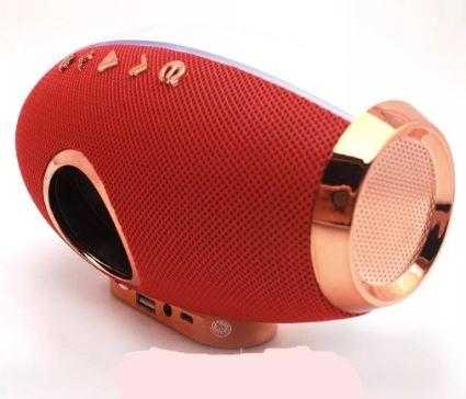 Колонка  F1 +Bluetooth+USB+радио+4 динамика+аккумулятор+Pawer bank