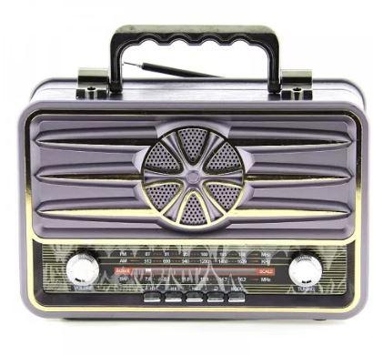 Радиоприемник KEMAI MD-1906BT +USB+SD+Bluetooth+аккумулятор
