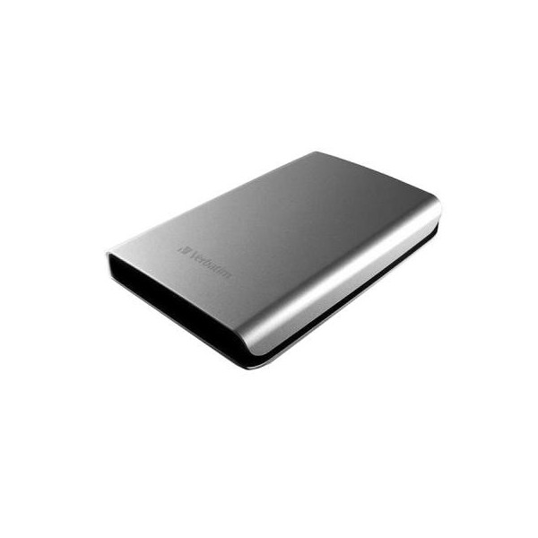 "ВЖД VERBATIM 500GB 2.5"" STORE N GO SILVER USB 3.0"