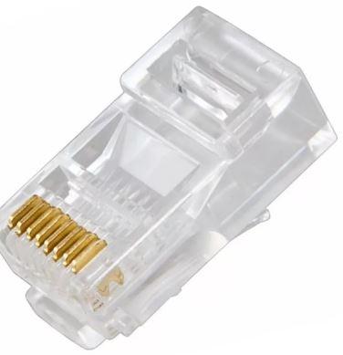Джек компьютерный RJ45 8P8C  CAT5e PROCONNECT