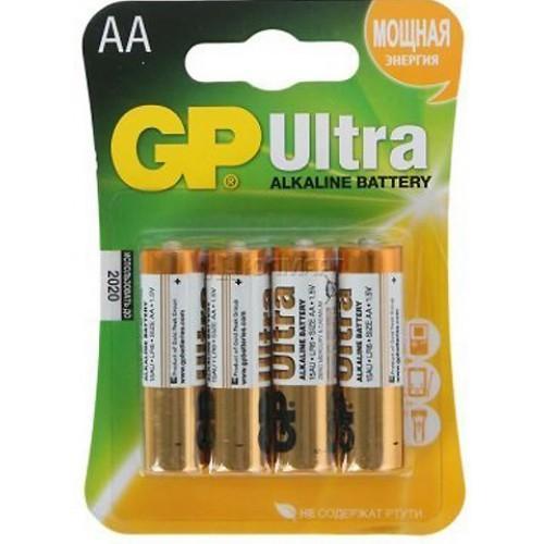 GP LR 06-4BL UILTRA ALKALINE