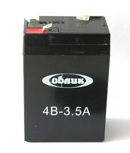 Аккумулятор Облик 4B 3.5A