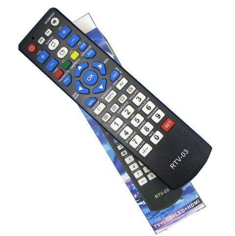 Пульт для телевизора универсальный RTV-03
