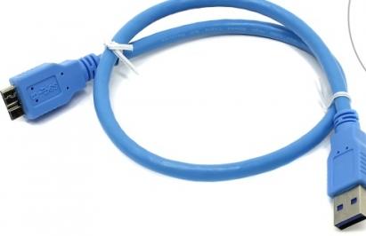 Кабель USB 3.0 Орбита BS-430 (USB-USBmicro В) 1,8м