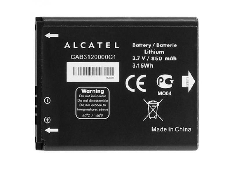 АКБ Alcatel CAB3120000С1 (OneTouch 880 XTRA) NEW тех упак