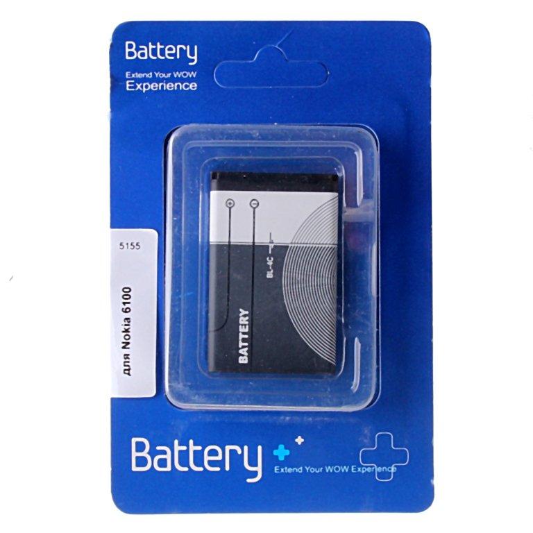 АКБ Nokia BL-4C 6100 блистер