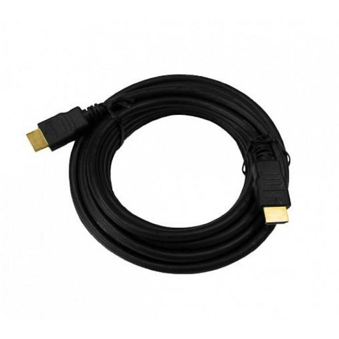 Кабель HDMI-HDMI ОРБИТА SH-141 1 м (в оплетке)