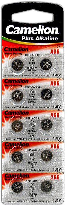 CAMELION AG 06 (371А) LR921 (10) (100)
