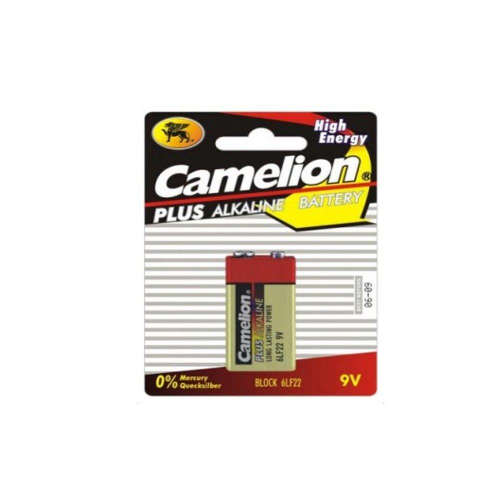 CAMELION 6LF22-1BL (КРОНА-ALKALINE)