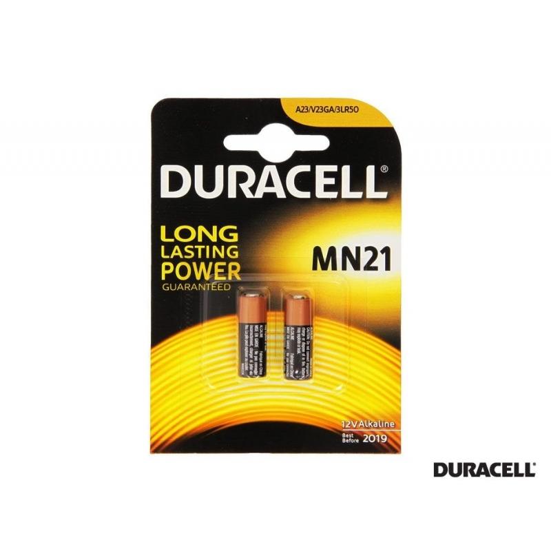 DURACELL A 23  2 BL (MN21) (10)