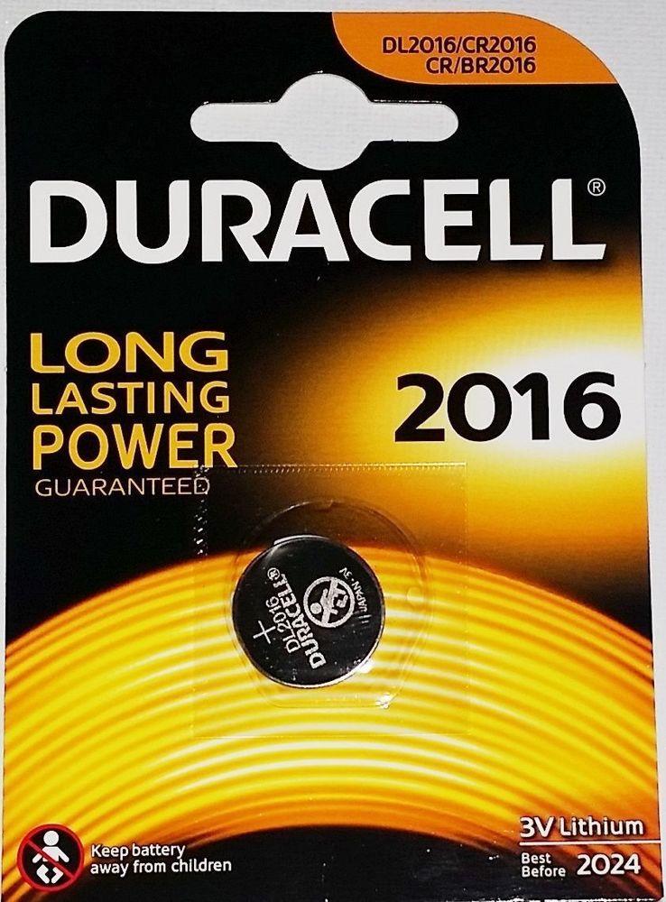 DURACELL CR-2016 1BL (10)