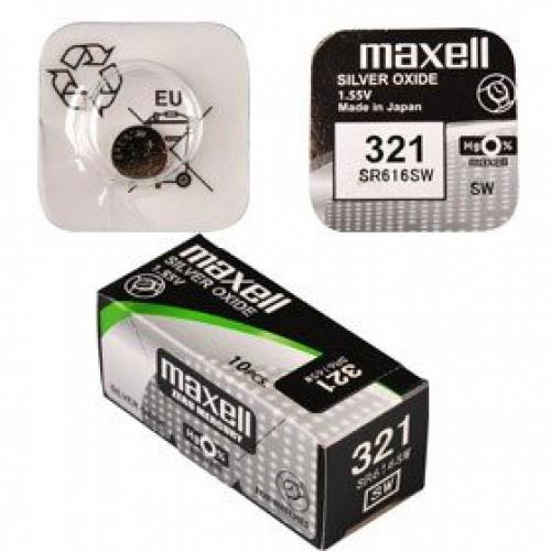 MAXELL SR-616 (321)