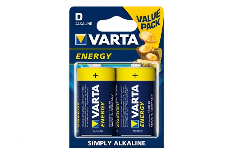 VARTA LR 20 2-BL ENERGY