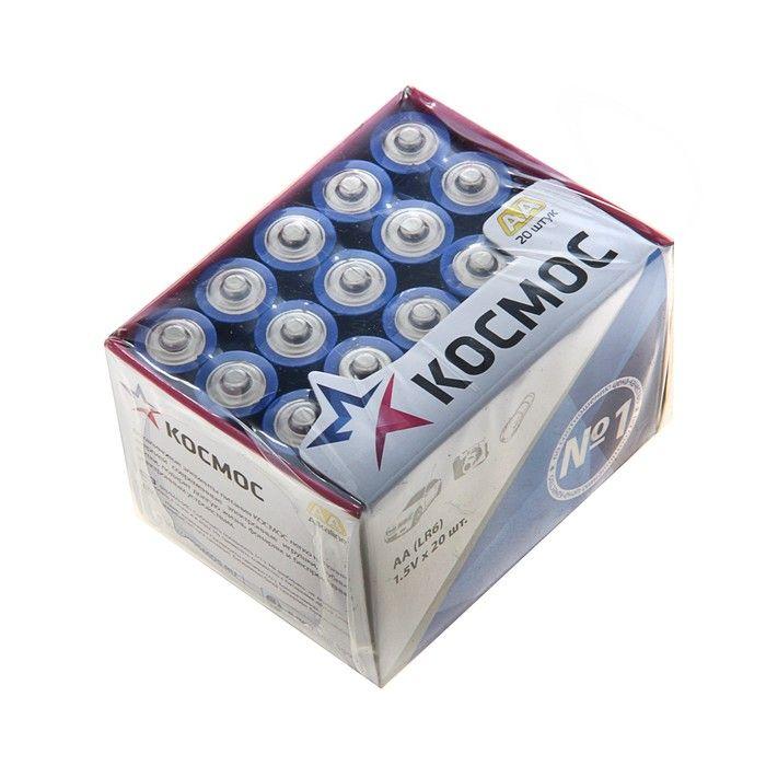 КОСМОС LR 6 20шт.КАРТОННЫЙ BOX (20)(640)