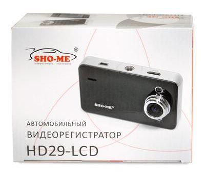 Видеорегистратор Sho-Me HD 29 LCD