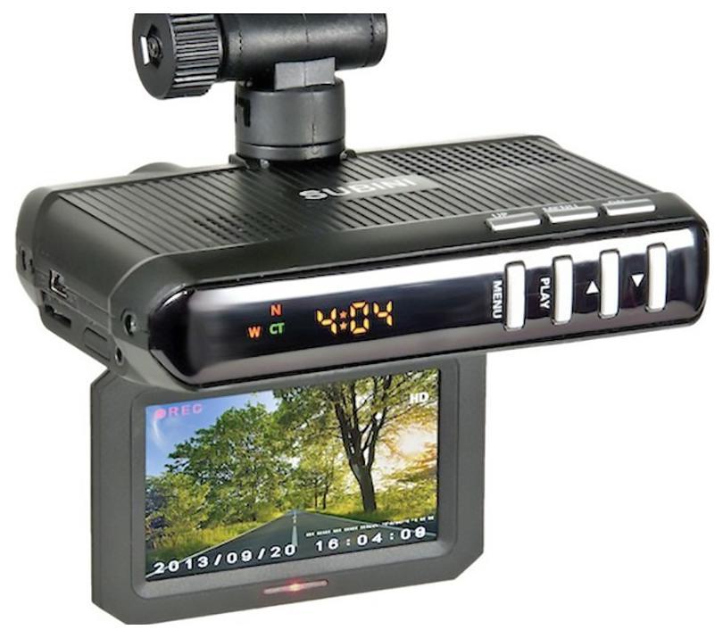 Видеорегистратор SUBINI STR GH1FS GPS