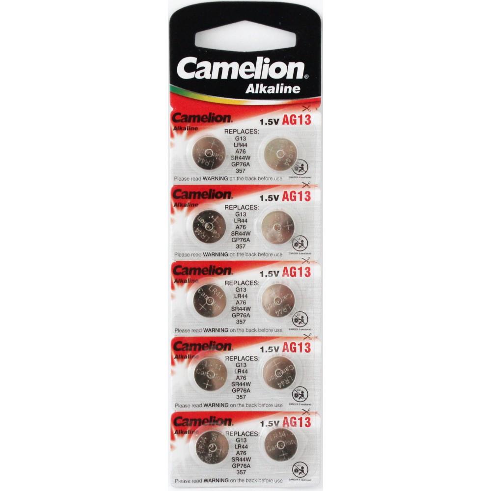 CAMELION AG 13 (357A) LR44 (10) (100)