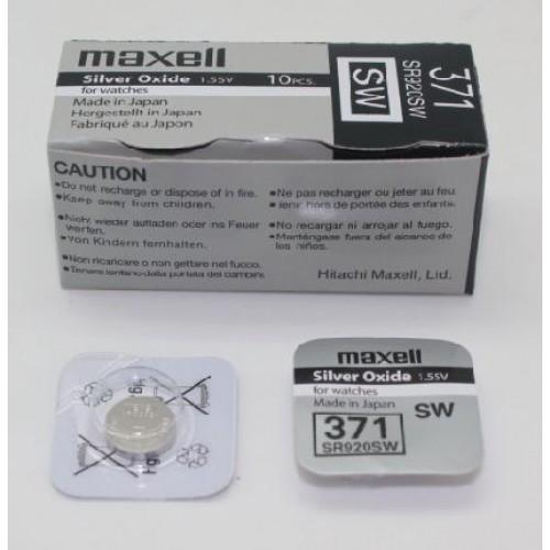 MAXELL SR-920 (371,G 06)(10)