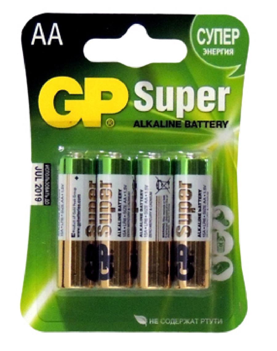 GP LR 06-4BL SUPER ALKALINE
