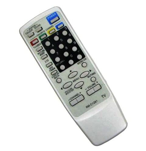 Пульт для телевизора JVC   RM-C1261