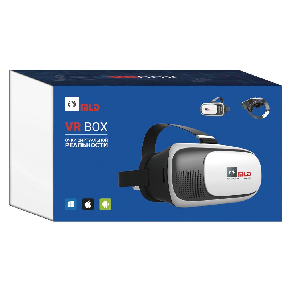 очки виртуальной реальности  MLD VR BOX