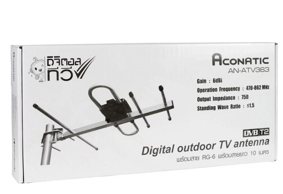 Антенна Aconatic AN-ATV363