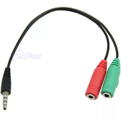 Разветвитель для 2 пар наушников OLTO AC-150