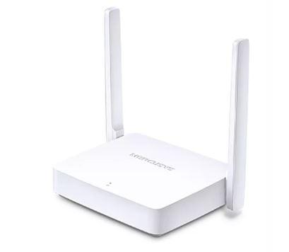 Wi-Fi роутер Mercurisys MW301R N300  3порта (1 WAN+2 LAN)/300Mbps