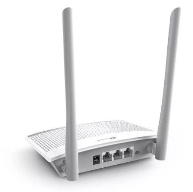 Wi-Fi роутер TP-Link TL-WR820N N300  3 порта (1WAN+2 LAN) /300Mbps